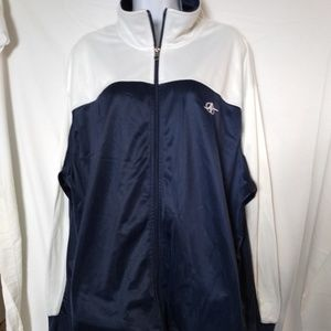 Nordictrack XXL track suit blue and white #MA81